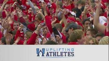 Uplifting Athletes TV Spot, 'Rare Diseases' - Thumbnail 1