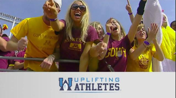 Uplifting Athletes TV Spot, 'Rare Diseases'