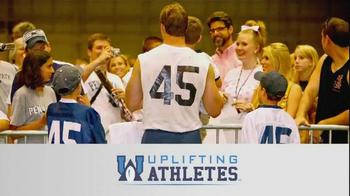 Uplifting Athletes TV Spot, 'Rare Diseases' - Thumbnail 5