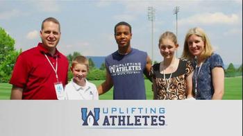 Uplifting Athletes TV Spot, 'Rare Diseases' - Thumbnail 6
