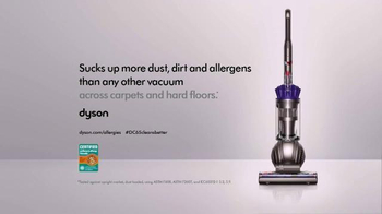 Dyson DC65 TV Spot, 'Where Can Allergens Hide?' - Thumbnail 10