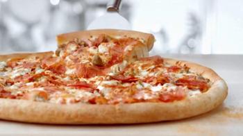 Papa John's Ultimate Meats Pizza TV Spot Featuring Peyton Manning - Thumbnail 3