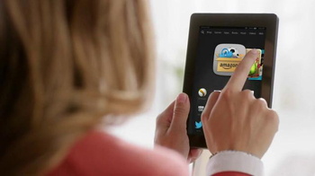Amazon Kindle Fire HD TV Spot, 'Free Month of Amazon Prime'