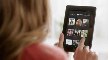 Amazon Kindle Fire HD TV Spot, 'Free Month of Amazon Prime' - Thumbnail 6