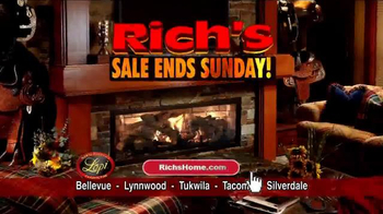 Rich's Furniture TV Spot, 'Must Sell' - Thumbnail 10