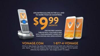 Vonage TV Spot, 'Intergalactic Roadside Assistance' - Thumbnail 9
