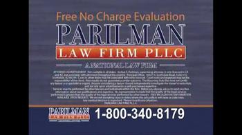Parilman & Associates TV Spot, 'Transvaginal Mesh: Call Today' - Thumbnail 9