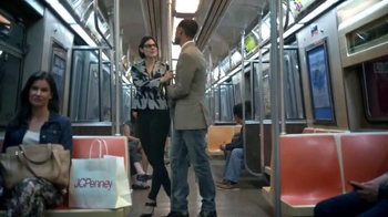 JCPenney Best of Fall Sale TV Spot, 'See My Ex-Dress' - Thumbnail 2