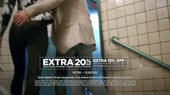 JCPenney Best of Fall Sale TV Spot, 'See My Ex-Dress' - Thumbnail 8