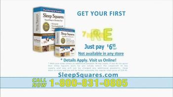 Sleep Squares TV Spot - Thumbnail 10