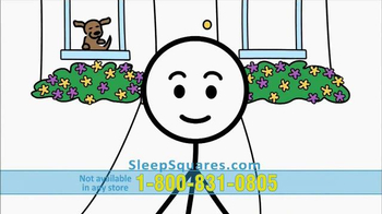 Sleep Squares TV Spot - Thumbnail 4