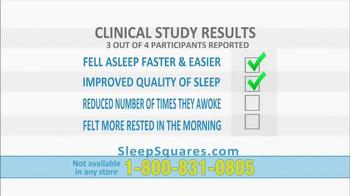 Sleep Squares TV Spot - Thumbnail 9