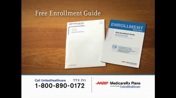 UnitedHealthcare AARP Medicare Rx Plans TV Spot, 'Mark Your Calendars' - Thumbnail 9