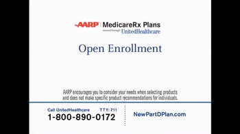 UnitedHealthcare AARP Medicare Rx Plans TV Spot, 'Mark Your Calendars' - Thumbnail 3
