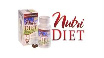 Nutri Diet TV Spot, 'Most Diets Don't Work' Featuring Gabrielle Reece - Thumbnail 1