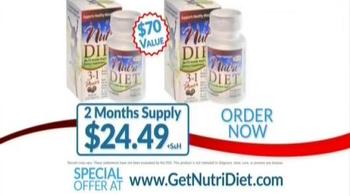 Nutri Diet TV Spot, 'Most Diets Don't Work' Featuring Gabrielle Reece - Thumbnail 10