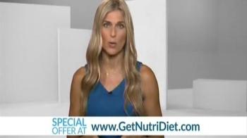 Nutri Diet TV Spot, 'Most Diets Don't Work' Featuring Gabrielle Reece - Thumbnail 3