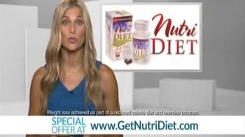Nutri Diet TV Spot, 'Most Diets Don't Work' Featuring Gabrielle Reece - Thumbnail 4