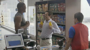 Gatorade TV Spot, 'Sweat It To Get It: Slap' Featuring Cam Newton - Thumbnail 9