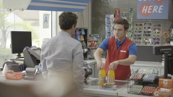 Gatorade TV Spot, 'Sweat It To Get It: Slap' Featuring Cam Newton - Thumbnail 5
