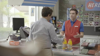 Gatorade TV Spot, 'Sweat It To Get It: Slap' Featuring Cam Newton - Thumbnail 6