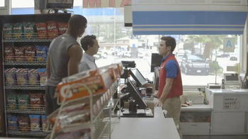 Gatorade TV Spot, 'Sweat It To Get It: Slap' Featuring Cam Newton - Thumbnail 8