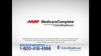 UnitedHealthcare TV Spot, 'AARP Medicare Complete' - Thumbnail 6