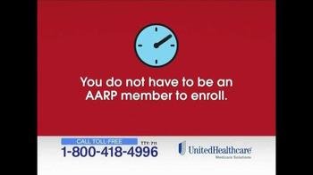 UnitedHealthcare TV Spot, 'AARP Medicare Complete' - Thumbnail 8
