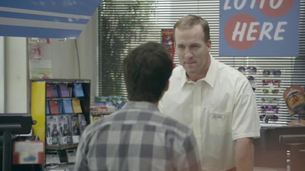 peyton manning gatorade commercial Peyton manning may be retiring from the nfl, but his face won't be disappearing from television screens anytime soon a man of many marketing strategies, manning has proven he'll advertise for.