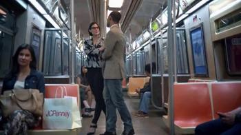 JCPenney Oferta Con lo Mejor de Otoño TV Spot, 'Tren' [Spanish] - Thumbnail 2