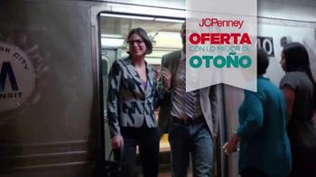 JCPenney Oferta Con lo Mejor de Otoño TV Spot, 'Tren' [Spanish] - Thumbnail 8