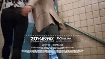JCPenney Oferta Con lo Mejor de Otoño TV Spot, 'Tren' [Spanish] - Thumbnail 9