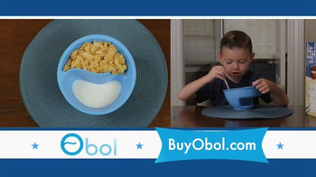 Obol TV Spot, 'Never Eat Soggy Cereal Aagin' - 62 commercial airings