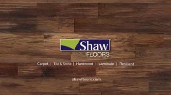 Shaw Flooring TV Spot, 'Floor Now, Pay Later' - Thumbnail 10
