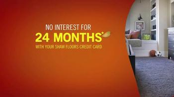 Shaw Flooring TV Spot, 'Floor Now, Pay Later' - Thumbnail 5