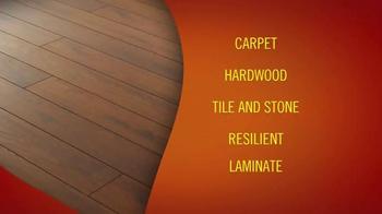 Shaw Flooring TV Spot, 'Floor Now, Pay Later' - Thumbnail 8