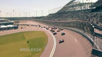 Daytona International Speedway 2014 Rolex 24 TV Spot - Thumbnail 2