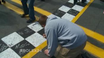 Daytona International Speedway 2014 Rolex 24 TV Spot - Thumbnail 4