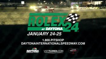 Daytona International Speedway 2014 Rolex 24 TV Spot - Thumbnail 9