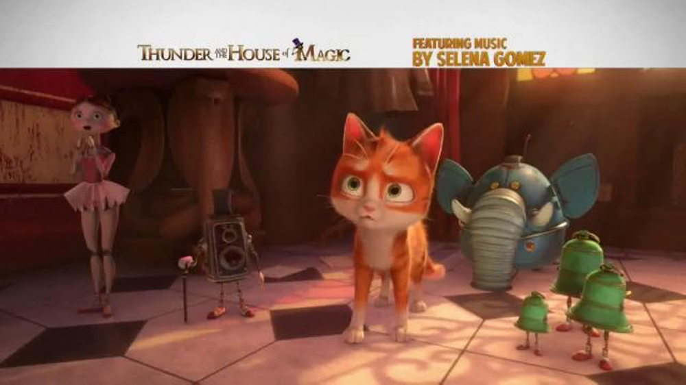 Thunder and the House of Magic Blu-ray & DVD TV Commercial - Video