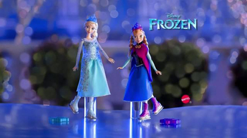Frozen Ice Skating Anna and Elsa Dolls TV Spot - Thumbnail 10