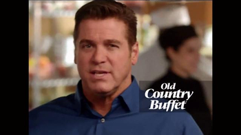 Old Country Buffet TV Spot, 'Love it or We'll Make it Right' - Thumbnail 10