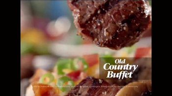Old Country Buffet TV Spot, 'Love it or We'll Make it Right' - Thumbnail 5