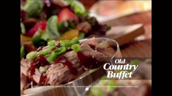 Old Country Buffet TV Spot, 'Love it or We'll Make it Right' - Thumbnail 6