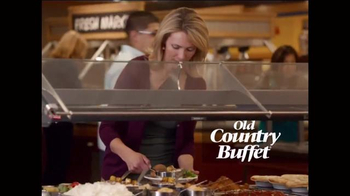 Old Country Buffet TV Spot, 'Love it or We'll Make it Right' - Thumbnail 7