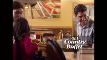 Old Country Buffet TV Spot, 'Love it or We'll Make it Right' - Thumbnail 8