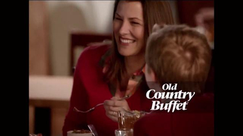 Old Country Buffet TV Spot, 'Love it or We'll Make it Right' - Thumbnail 9
