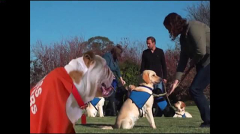 Mattress Discounters TV Spot, 'Good Deed Dogs: Helping Dogs Help Veterans' - Thumbnail 2