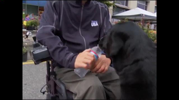 Mattress Discounters TV Spot, 'Good Deed Dogs: Helping Dogs Help Veterans' - Thumbnail 4