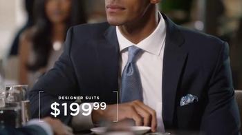 Men's Wearhouse TV Spot, 'At the Restaurant' - Thumbnail 6